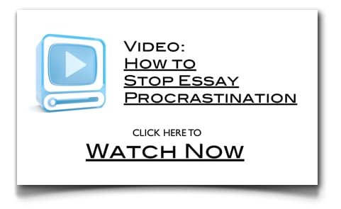 academic procrastination thesis In this thesis i study academic procrastination, and try to look at the  in part ii of  the thesis, i discuss and analyze the results from two surveys performed.
